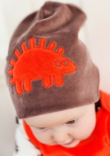 hat with spikey